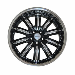 4 Gwg Wheels 20 Inch Matt Black Narsis Rims Fits Mitsubishi Lancer Evolution