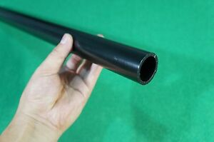 Titanium Grade 2 Tube 1 377 Od X 137 Wall X 17 7 Long Tubing Ep Black