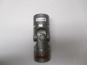 Lovejoy Nb12 Silver P n 44378 Universal Joint Coupling 1 X 1