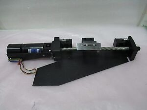 Optical Stage Nanometric Linear Actuator Assembly 421558
