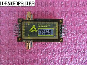 1pcs Shf Communication Technologies Ag 10mhz 40ghz 20db A804 2 k1 Amplifier