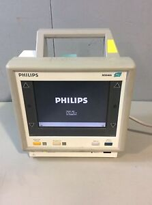 Philips M3046a M4 Patient Monitor 1