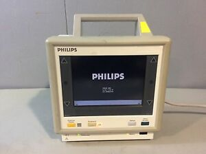 Philips M3046a M4 Patient Monitor 2