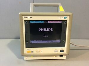 Philips M3046a M4 Patient Monitor 3