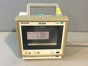 Philips M3046a M4 Patient Monitor 4