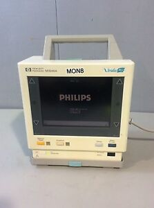 Hp M3046a Viridia M3 Patient Monitor 1