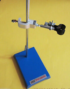 Lab Support Stand Kit Burete Clamp