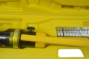 Hydraulic Wire Battery12 Ton Cable Lug Terminal Crimper Crimping Cable Tools