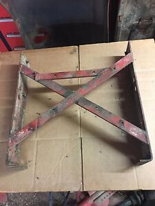 Massey Harris 44 Radiator Hydraulic Tank Mount Support