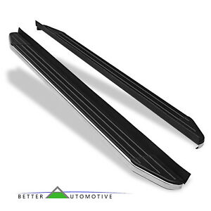 5 5 Aluminum Running Boards For 07 17 Chevy Traverse 07 16 Gmc Acadia Side Step