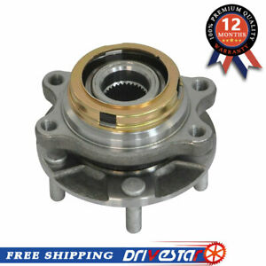 Brand New Front Wheel Hub Bearing Driver Or Passenger For Nissan Maxima Altima