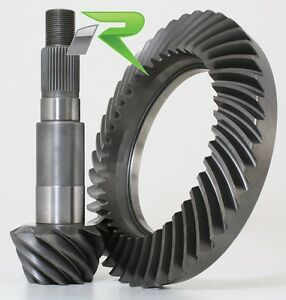 Revolution Gear Axle Dana 80 4 56 Ratio Ring Pinion D80