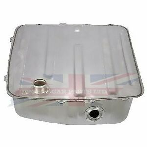 New Plated Gas Fuel Tank Mg Mgb 1977 1980 With Deluxe Installation Kit Do