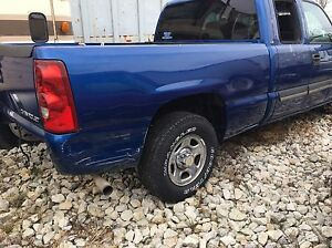 1999 2007 Chevy Silverado Pickup Truck Bed Gmc Sierra Truck Short Bed