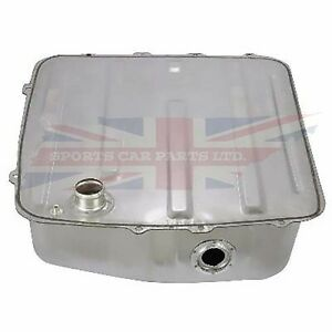 New Plated Gas Tank Fuel Tank Mg Mgb 1977 1980 With Locking Ring And Seal Do