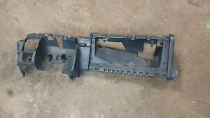 2003 Dodge Ram Pickup Truck Lower Dash Assembly Trim Bezel Panel Black Oem
