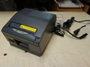 Star Micronics 39443911 Tsp847iiu Gry Usb Thermal Printer