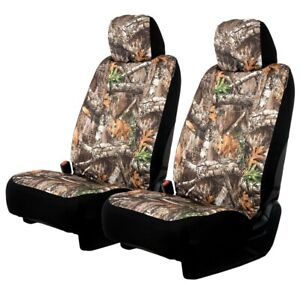 2pc Realtree Edge Camo Bucket Seat Covers Universal Fit Auto Car Truck Lot
