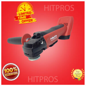 Hilti Ag 500 a18 Cordless Angle Grinder Brand New 2 Batteries Fast Shipping