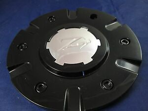 Zinik Fwd Gloss Black Custom Wheel Center Cap Fwd z 9 cap z090 for 1 Cap