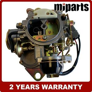 New Carburetor Fit For Nissan Z24 Bluebird Caravan Datsun Truck Atras