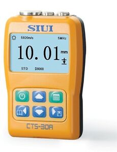 Siui Cts 30a Ndt Ultrasonic Thickness Gauge