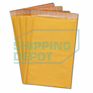 300 3 8 5x14 5 Kraft Bubble Mailers Self Seal Envelopes 8 5 x14 5 Secure Seal