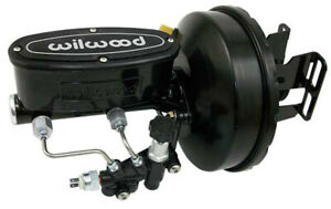 1967 72 Chevy Gmc C10 Truck Power Brake Booster Wilwood Black Out Series