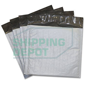 1000 cd 7 25x8 Poly Bubble Mailers Self Seal Envelopes 7 25 x8 Secure Seal
