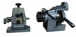 5c Collet Index Fixture With The Tailstock