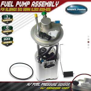 Fuel Pump Assembly For Chevrolet Silverado 1500 Gmc Sierra 2009 E3817m V8 5 3l