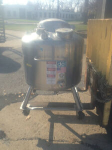 Dci 100 Gallon Stainless Steel Reactor