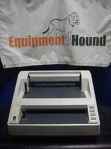 Velobind 323 Electric Punch Binder