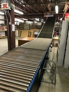 Versa Ferguson Conveyor System 123 Ft