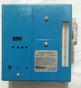 Gilian Model Hfs 113 D800013 Hi flow Sampler Unit For Parts