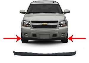 Replacement Front Bumper Air Dam 2007 2014 Chevrolet Tahoe Suburban Avalanche