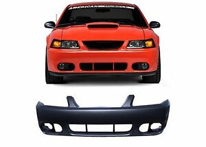 Replacement Front Bumper Cover For 2003 2004 Ford Mustang Cobra New Free Ship