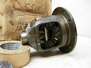 Nos 76 80 Gm A Body Rear End Differential Housing Carrier Gears Camaro Nova