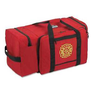 Ergodyne Arsenal First Responder Fire Rescue Gear Bag Red
