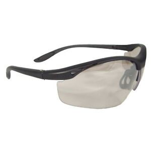 Radians Cheaters Safety Glasses With Indoor Outdoor 1 5 Bifocal Lens