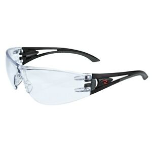 Radians Optima Safety Glasses With Clear Anti fog Lens