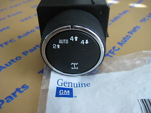 Chevy Gmc Truck Suv 4x4 Transfer Case Selector Switch Oem New Genuine Gm Part