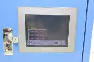 Pro face 3280007 12 Touch Screen Hmi Graphic Panel Pc 24v Dc Hoffman Enclosure