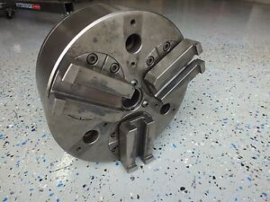 Kitagawa Pw 10 Power Wing Lathe Chuck Pull Back Action