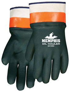 Mcr Safety Chemical Resistant Gloves 6410sc 6 Pair