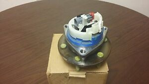 Ac Delco Wheel Bearing And Hub Assembly Gm 12413105