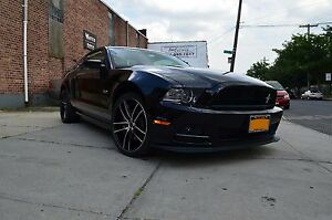 4 Gwg Wheels 20 Inch Stagg Black Machined Zero Rims Fits Et35 42 Ford Mustang Gt
