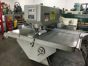 Strippit Super 30 30 Single End Punch With Tooling