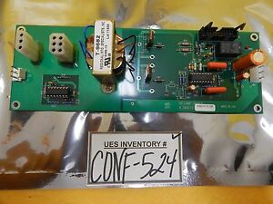Inusa A399025 In 2000 Uv Lamp Driver Pcb Board Used Working