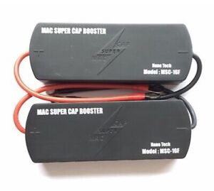 Super Capacitor Module Audio Battery Booster 16f 16 V Engine Starting Fuel Saver